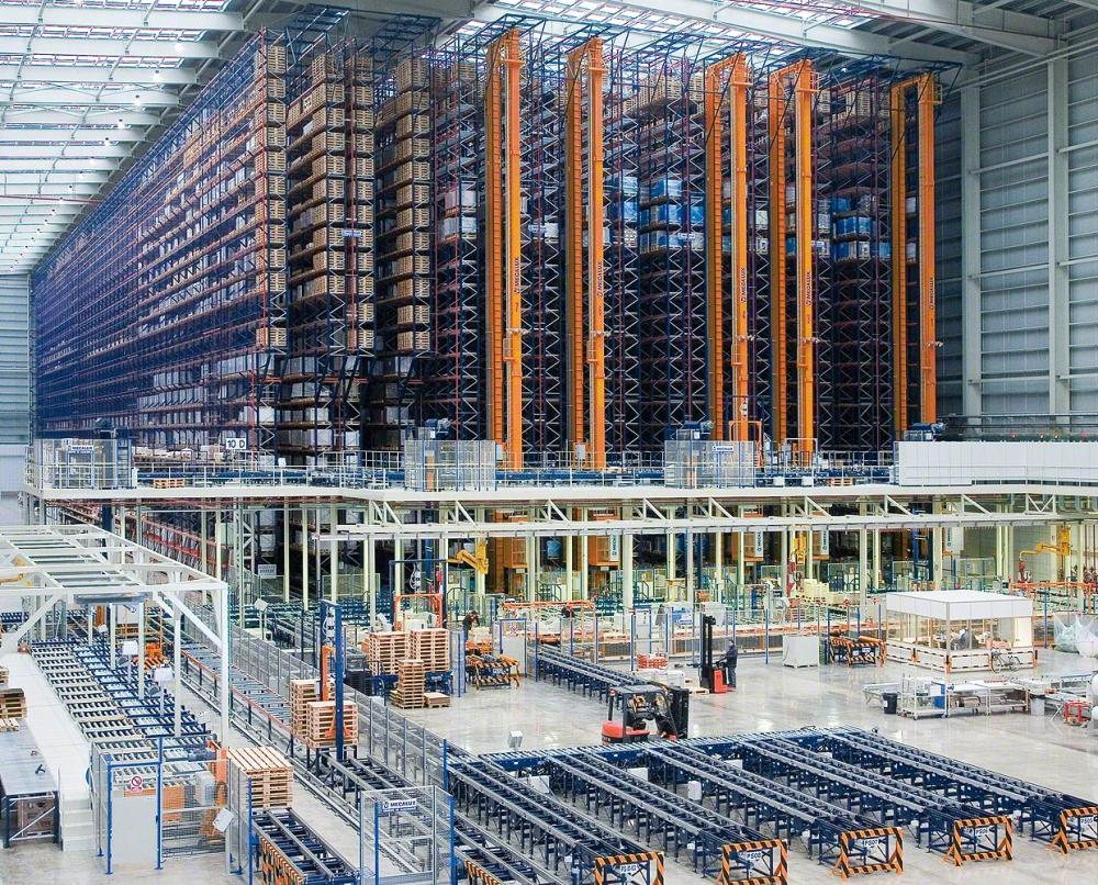 automated warehousing solutions